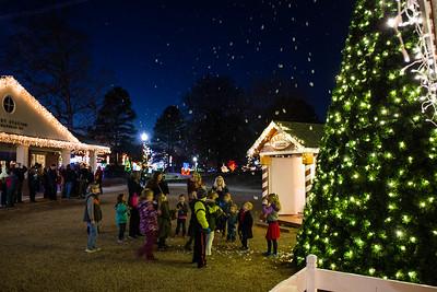 2014 December - Kannapolis Christmas