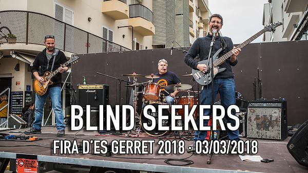 BLIND SEEKERS - FIRA DES GERRET
