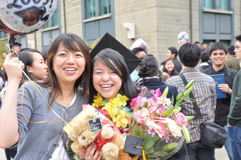 Rachel Commencement 2009/05/24