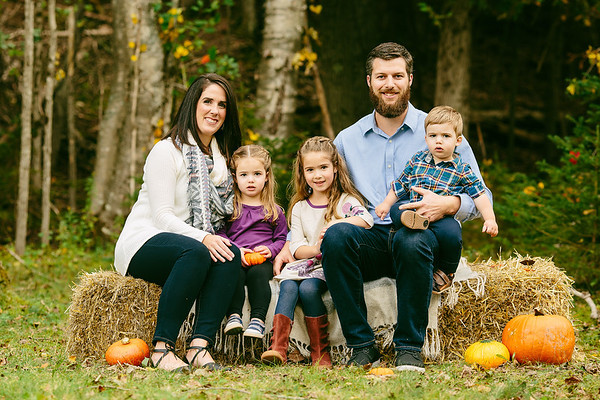 Fall Family Mini Sessions-The Walshes