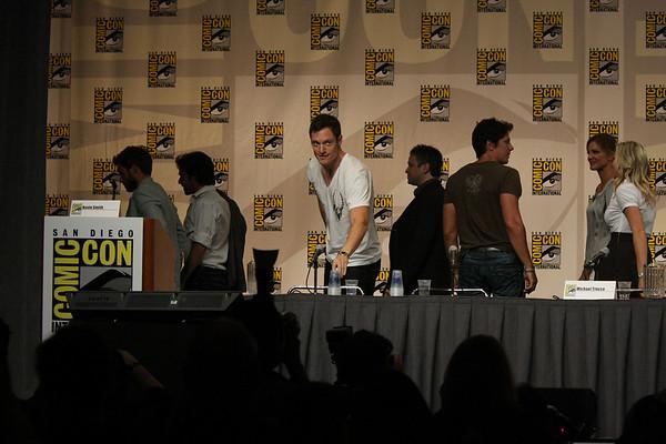 San Diego Comic-Con 2008 - Saturday - Panels