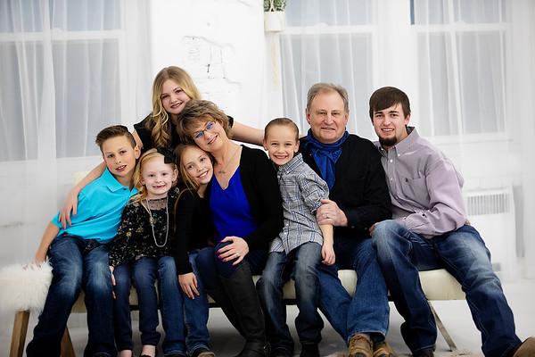 Wilcox Family - 2019