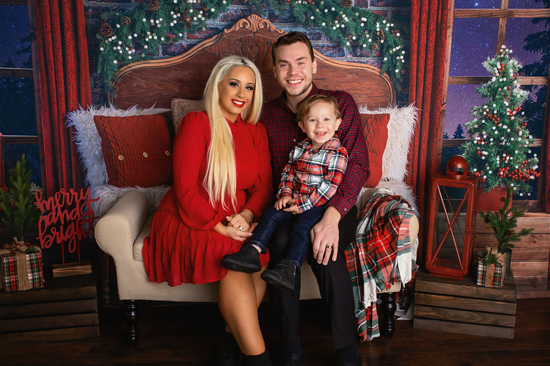 Scott, Jessica & Mason