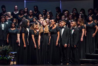 Durham School of the Arts - HS Concert 3/10/16