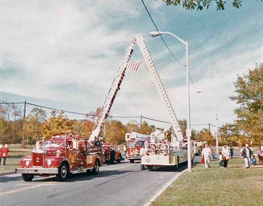 1984 Fire Prevention Display