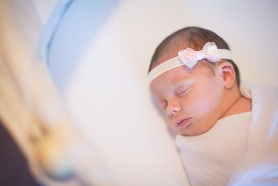 Gracie: Newborn