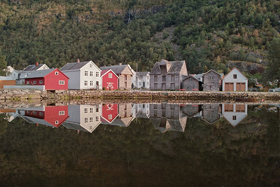 Laerdal, Norway.