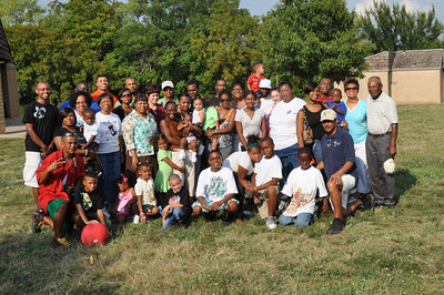 Alexander Family Cookout Sept 6, 2009