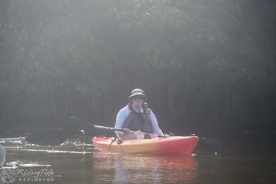 9AM Heart of Rookery Bay Kayak Tour - Gilbert, Cassel & Sowders