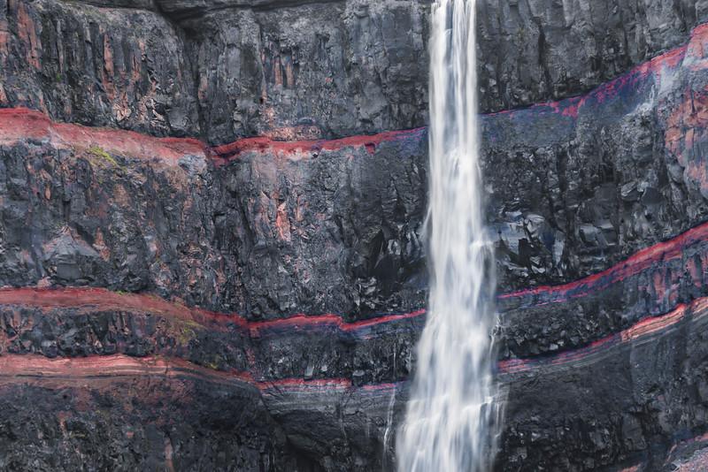 Eastern Region Waterfall, Iceland 2017