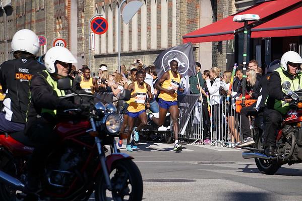 Copenhagen Half Marathon raceday