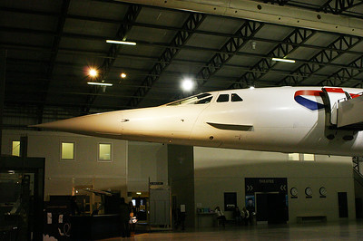 The Concorde Experience - East Fortune