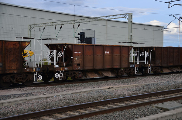 YGA-A 'Seacow' - EWS / DBS Bogie Ballast Hopper Wagon