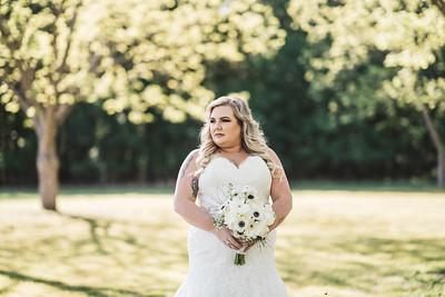 Taylor Thames Bridal Portraits