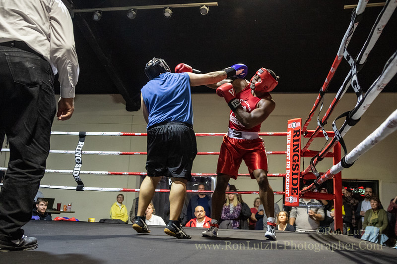 2019 White Collar Boxing Event - Bout 10