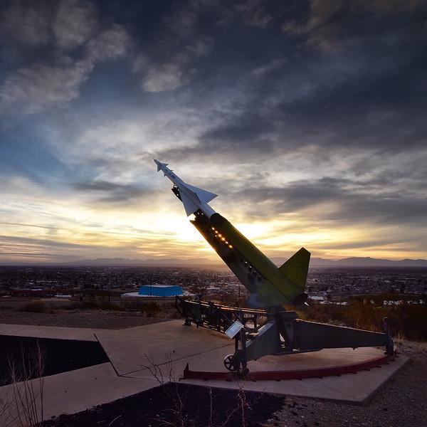 Missile On Launcher & Sunset adj 7x7_3198 copy.jpg