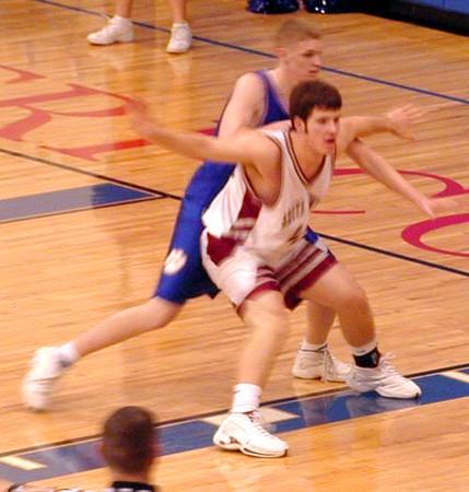 SNHS Boys Basketball vs Carroll 2003