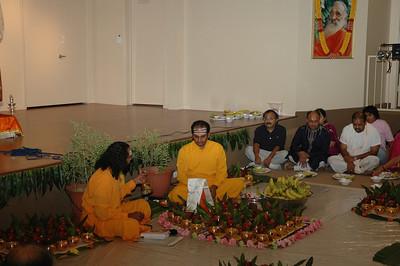 Saaket Reopening Pooja 2007