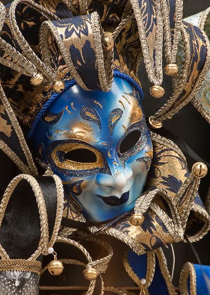 Mask, Venice, 7 April 2009 - 7208