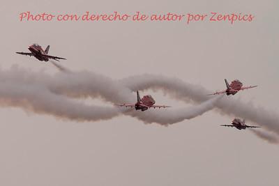 Red Arrows Maó