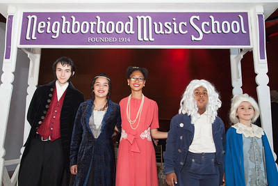 Music and Merit Awards Gala