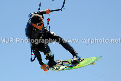 Kite Boarding, Montauk, 6-23-2007