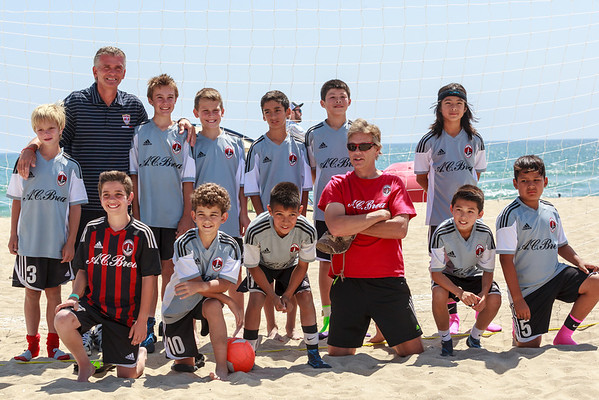 Sand Soccer Championship Game vs Canyon FC