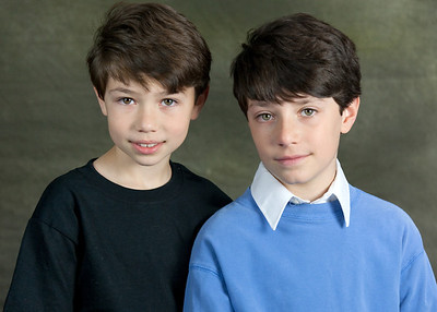 Joshua and Nathan Malota