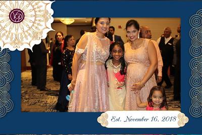 Vivek and Preeti Wedding 11/17/18