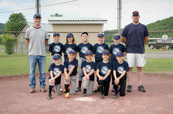 Minor Softball • Otsego Sheriff's