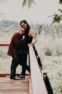 Lauren and Darius' Engagement