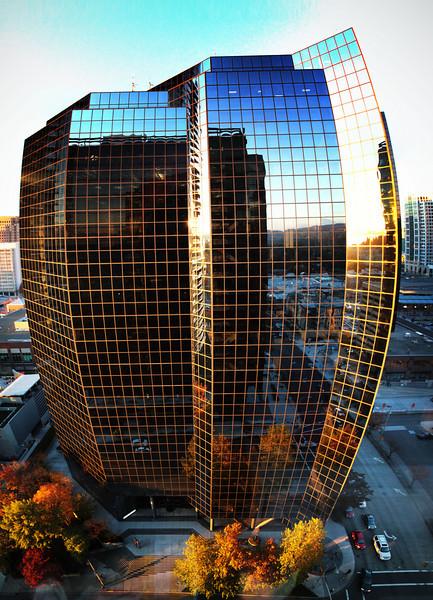 Downtown - Bellevue, WA - October 29, 2010