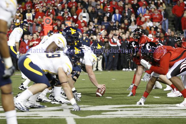 2009-11-13 West Virginia at Cincinnati