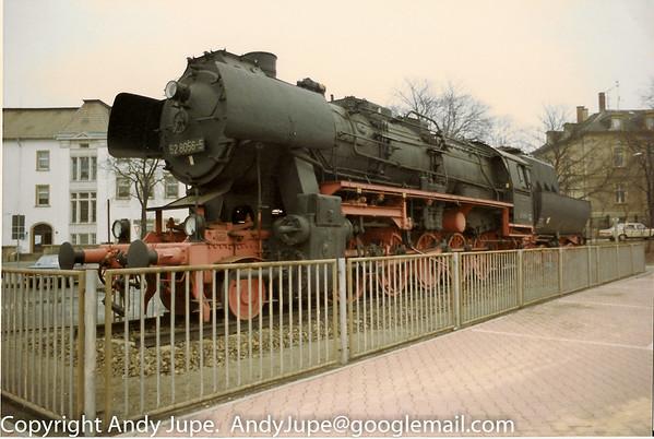 Class 52 (Steam)