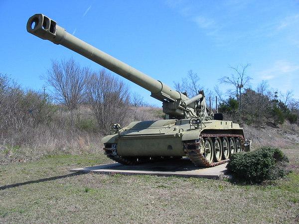 M110A2 - Talihina, Oklahoma