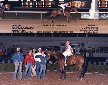 PRINCESS CHARMAR - 12/14/1988