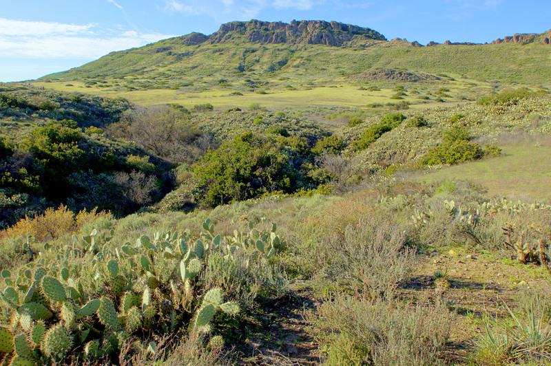HDR Socal Malibu Landscapes