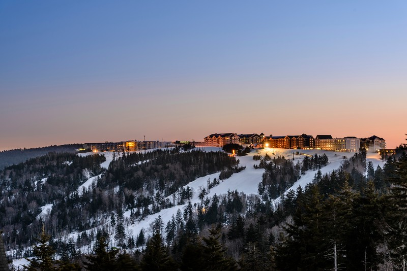 Snow Shoe Mountain, West Virginia