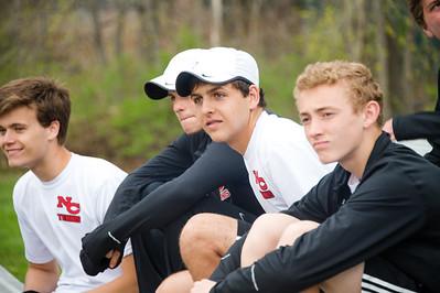 NCHS Tennis 2014-15