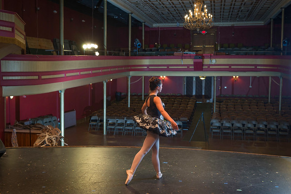 Huber Opera House - Hicksville, OH