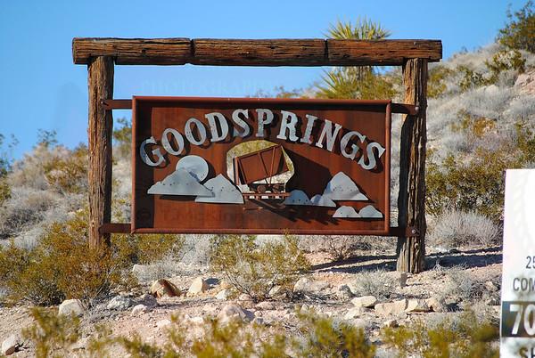 Goodsprings, NV