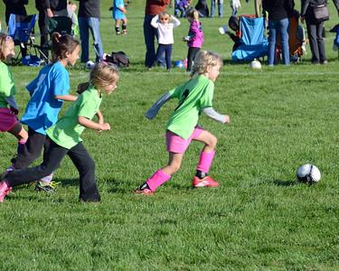 Isabel - Soccer 2014