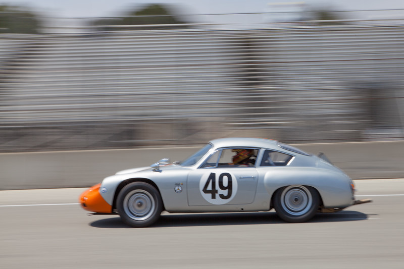 Ranson Webster - 1961 Porsche Abarth Carrera