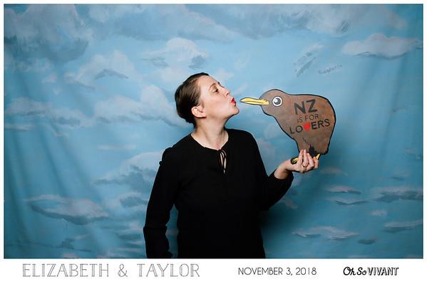 Elizabeth + Taylor Digital 11.3.2018