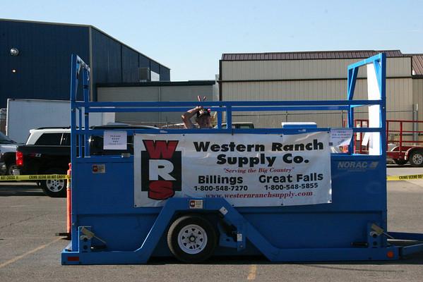 Power of Love Fire Truck Pull - Billings