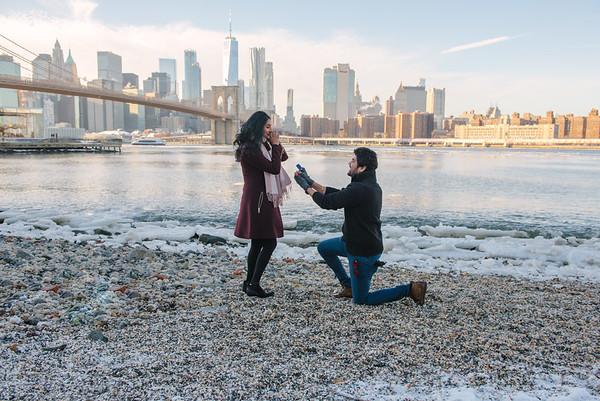 Neha & Nihill Pebble Beach Proposal