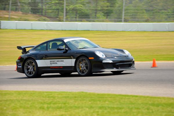 Porsche school June 2011