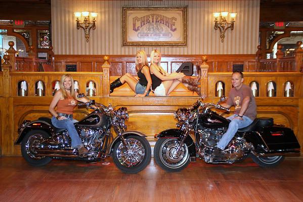 Cheyenne Promotional Pics