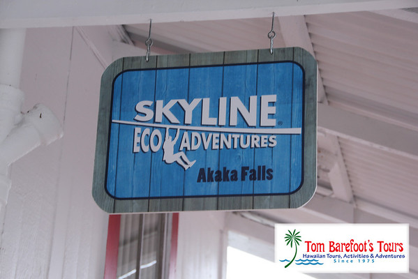 Skyline Eco Adventures (Akaka Falls)