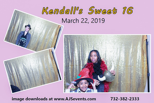Kendall's Sweet 16